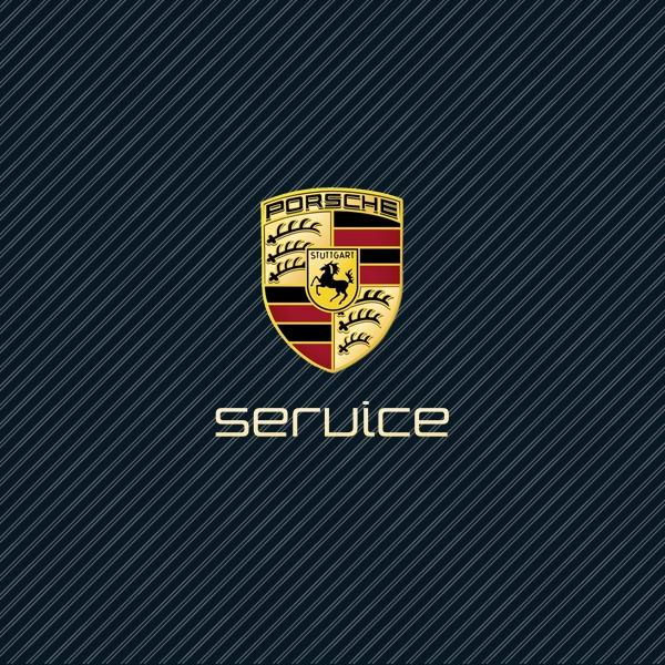 Лендінг для Porsche Service